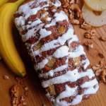 Ciasto bananowe z ananasem i orzechami (Koliber) / Hummingbird Bread