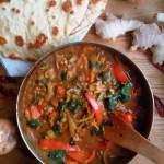 Curry z kurczakiem i soczewicą / Chicken and Lentil Curry