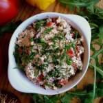 Pasta z łososia / Salmon Spread
