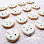 Kruche ciasteczka – króliczki