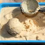 Najlepsze lody z masłem orzechowym, miodem i serkiem mascarpone (bez maszynki)