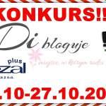 Konkurs – Di bloguje & Dezal Plus – do wygrania wybrana gofrownica