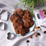 Ciasteczka gryczane z bakaliami – bez cukru, glutenu i laktozy