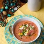 Salmorejo – hiszpański chłodnik pomidorowy