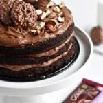 Tort czekoladowy- ciężki i wilgotny