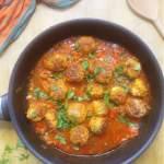 Pulpeciki w sosie słodko-kwaśnym / Sweet and Sour Meatballs