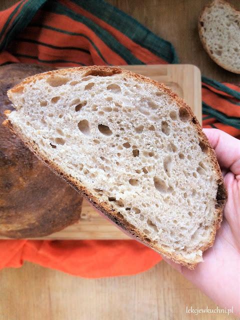 Pszenno-żytni chleb na zakwasie / Rye and Wheat Sourdough Bread