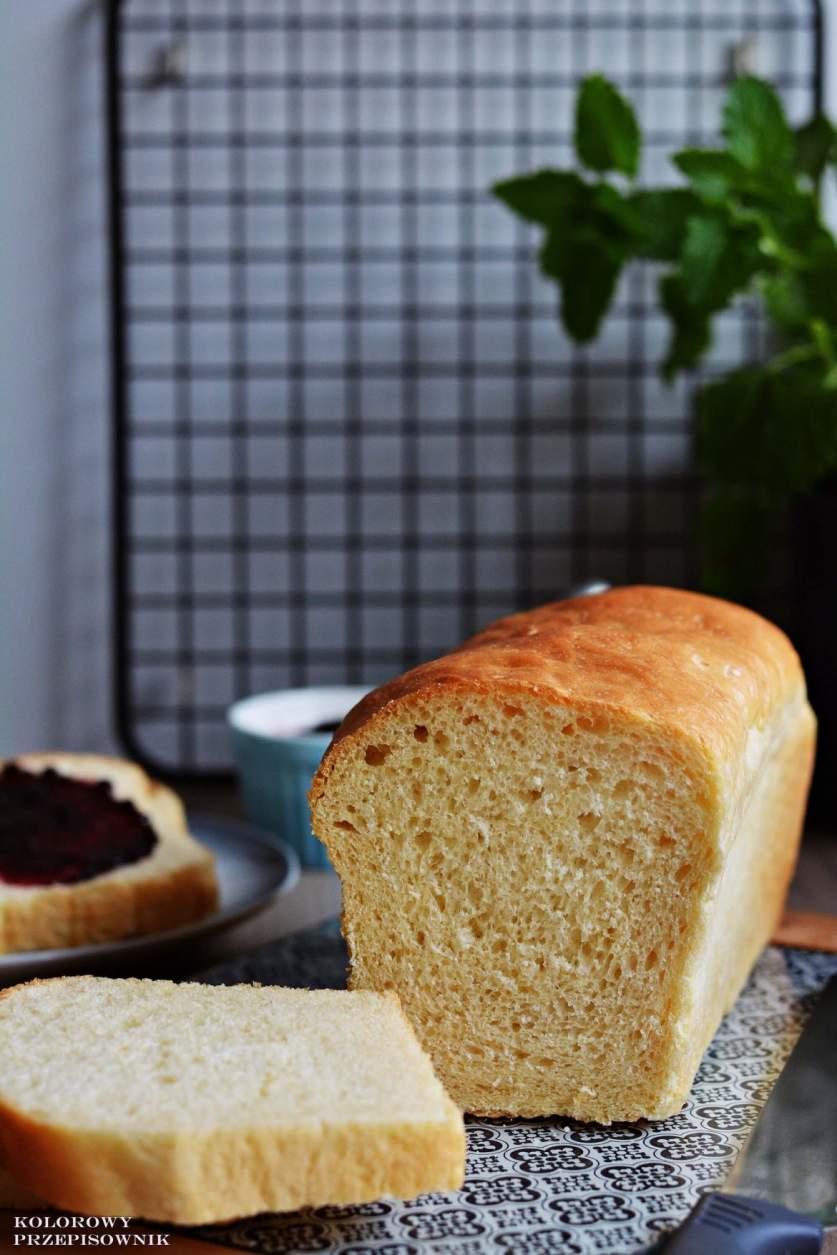 Chleb tostowy – puszysty!