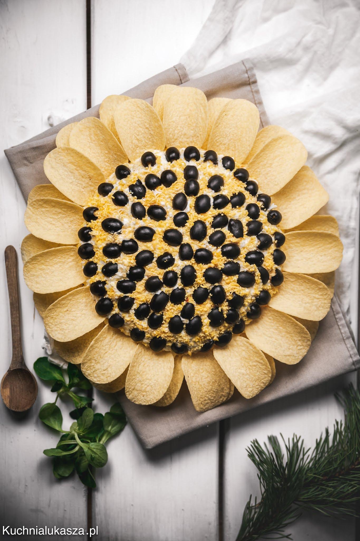 Słonecznik – idealna sałatka imprezowa