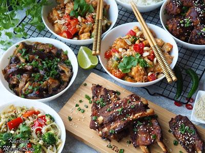 Rodzinny obiad po chińsku – 5 przepisów
