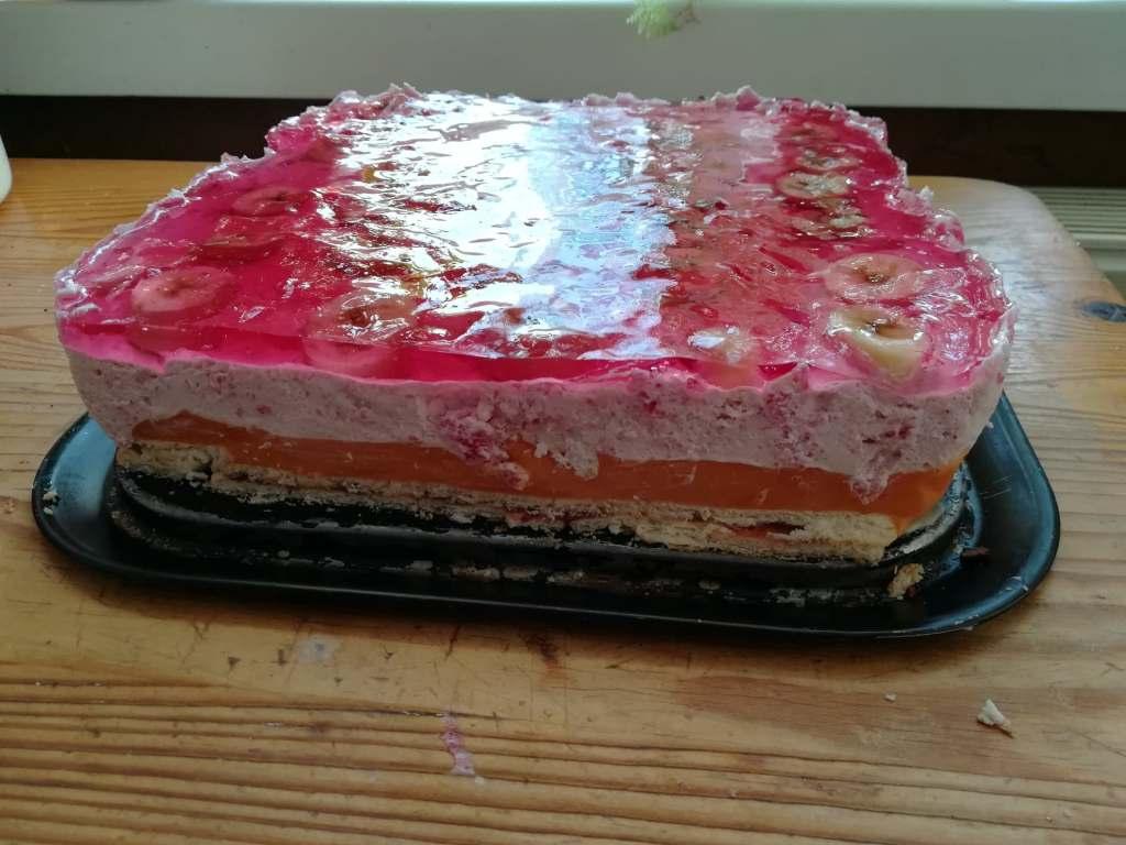 Ciasto o ciekawej nazwie Sindbad