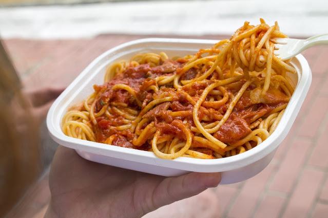 Przepis na Spaghetti z mięsem z indyka od dietetyka