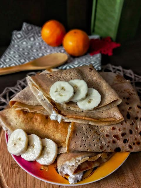 Fit naleśniki z diety od polecanego Dietetyka.
