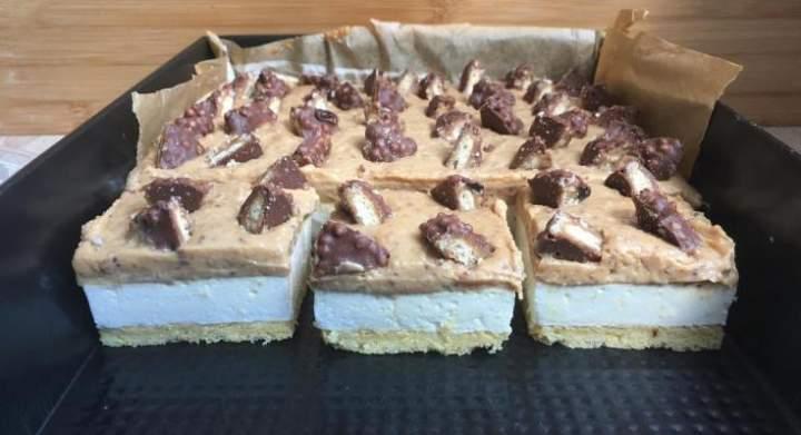 Ciasto z jeżykami