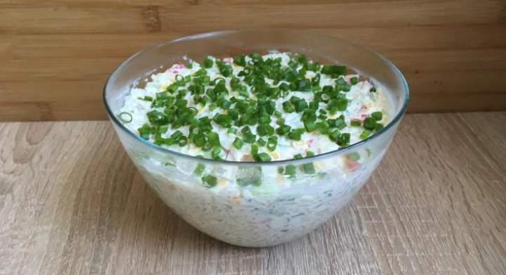 Sałatka ryżowa Smakowita