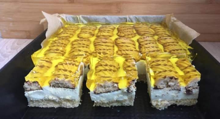 Ciasto Kruchy paluszek