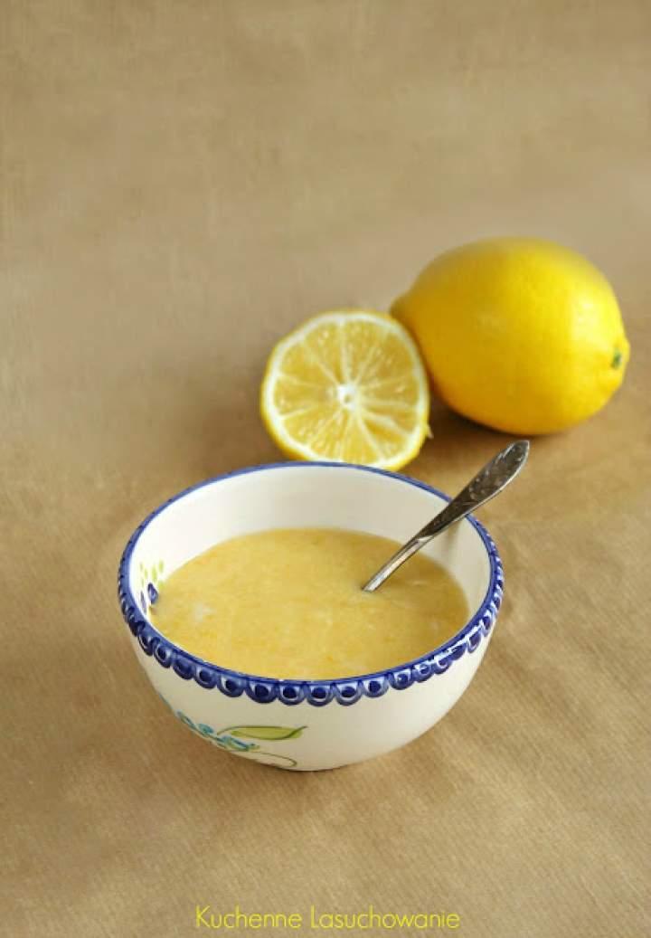 Lemon Curd bez masła