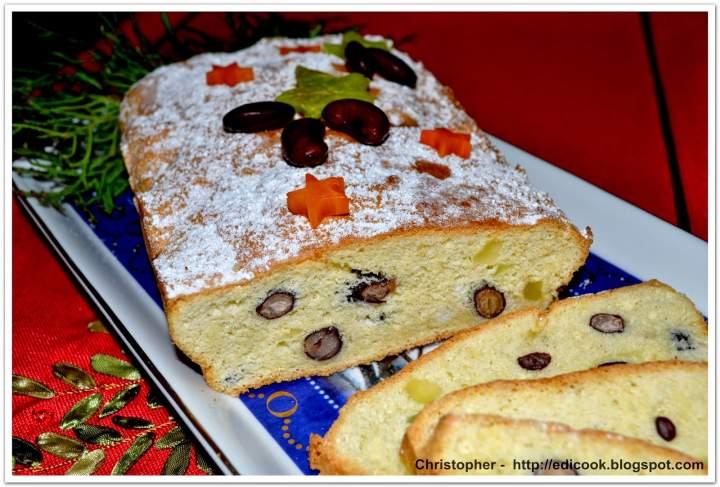 Ciasto z czerwoną fasolą