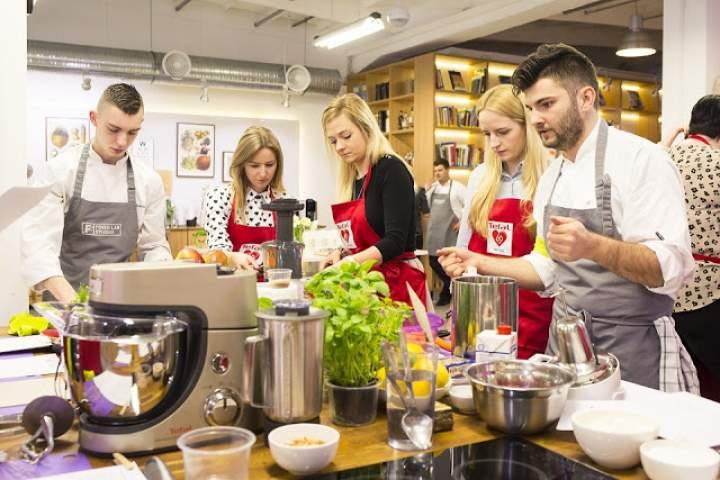 Tefal inspiruje od 60 lat – warsztaty kulinarne