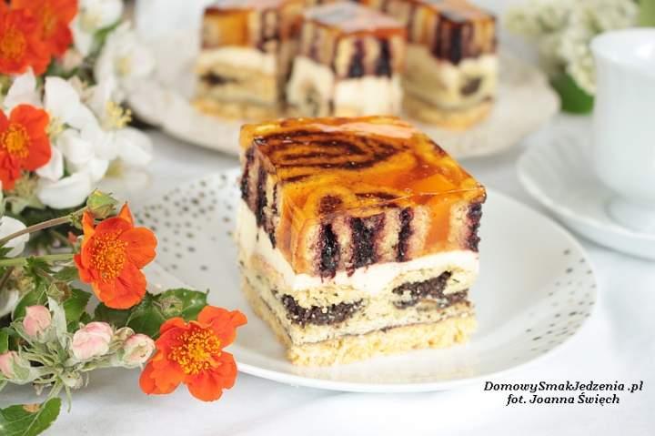 ciasto tygrysek