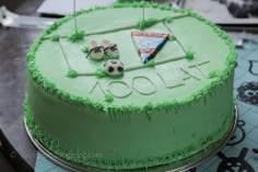 Górnik Zabrze – tort dla fana