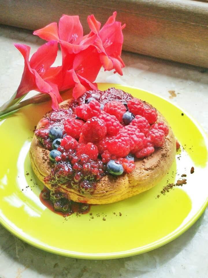 410. Omlet ach ten omlet :)