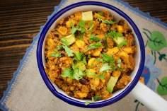 Komosa ryżowa po meksykańsku