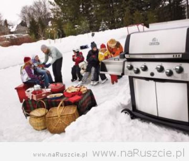 Zimowe grillowanie – porady