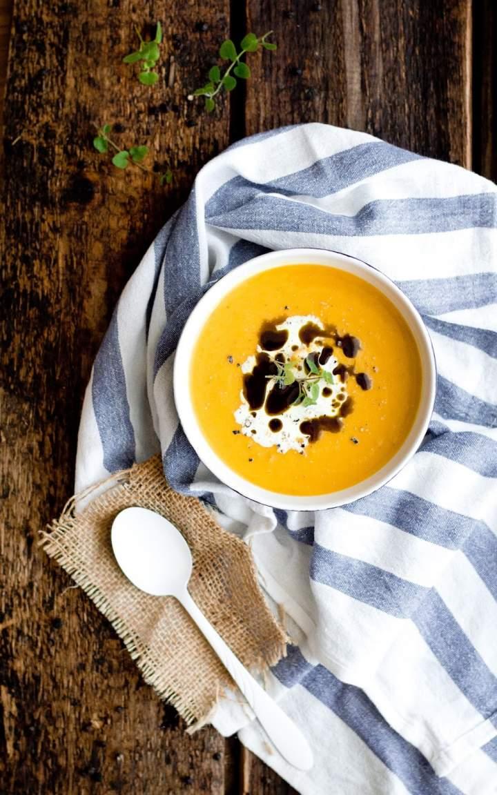 Dyniowa zupa krem