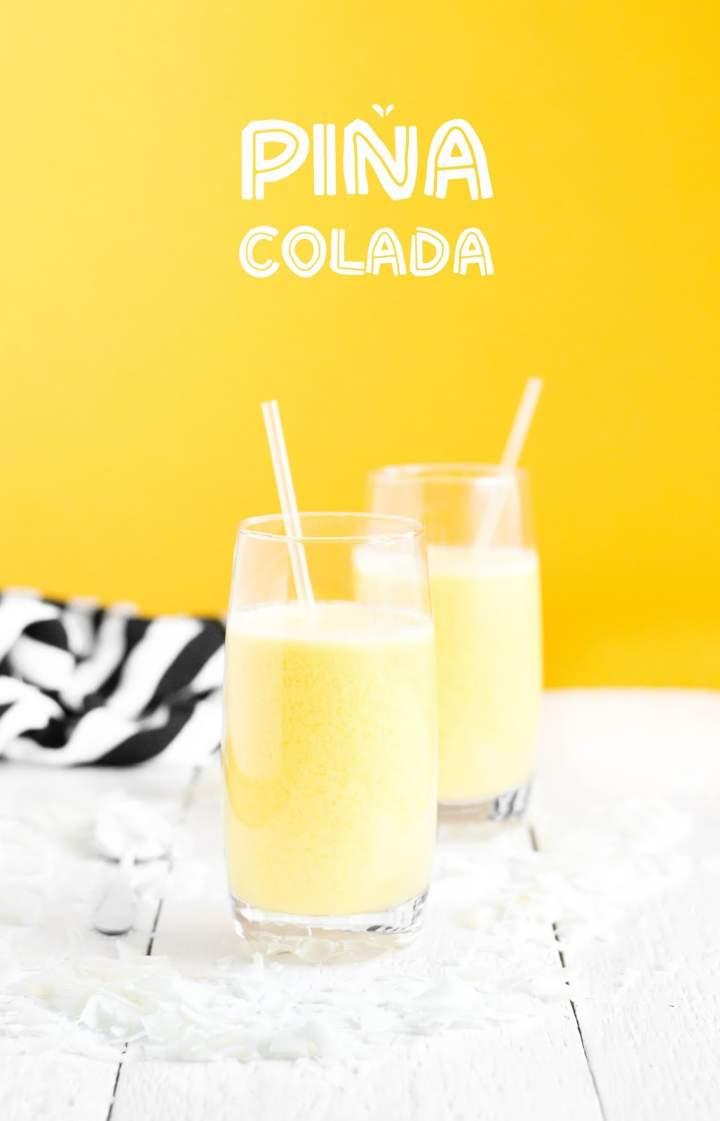 """Sok """"Piña Colada"""""""