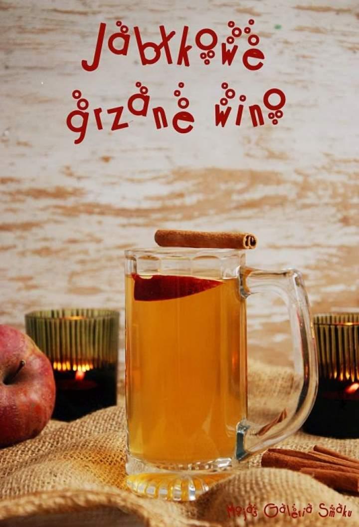 Jabłkowe grzane wino