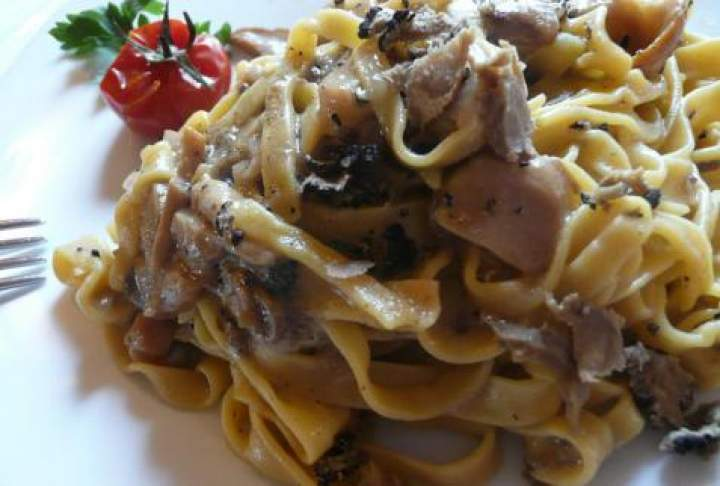 Przepis na… – Tagliatelle ai funghi porcini, włoski smak jesieni