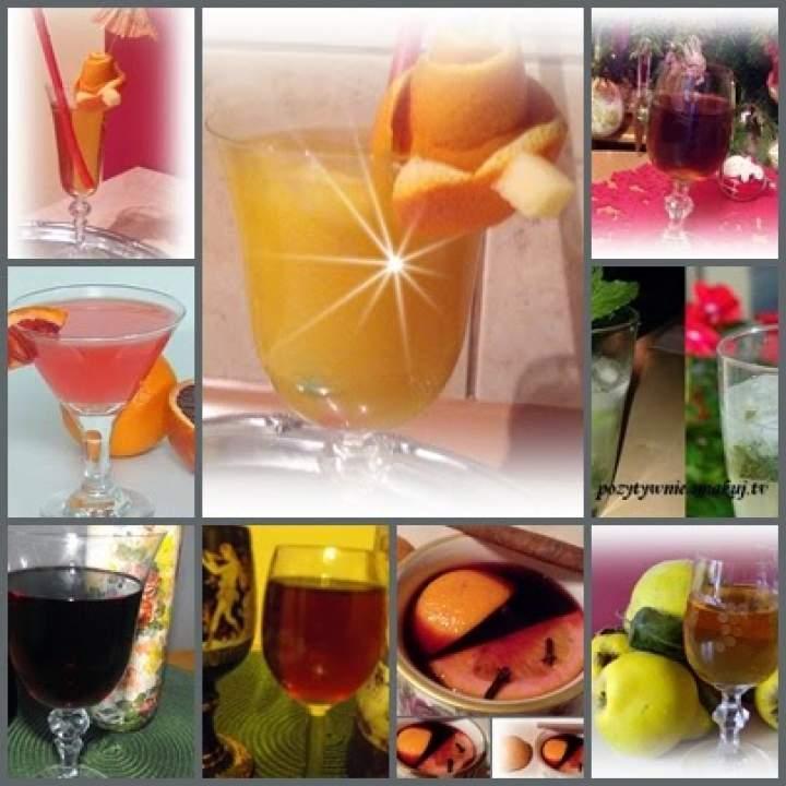 Drinki na Sylwestra