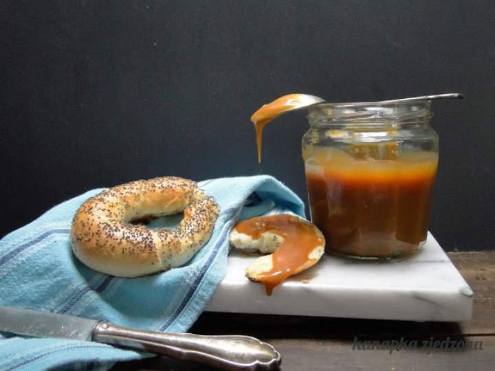 Słony karmel, przepyszny krem do kanapek