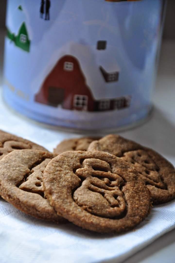 Orzechowo – korzenne ciasteczka, czyli moja wersja Speculoos
