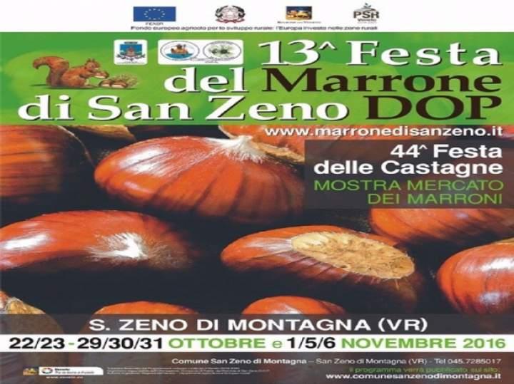 Kasztany z San Zeno, smak włoskiej jesieni