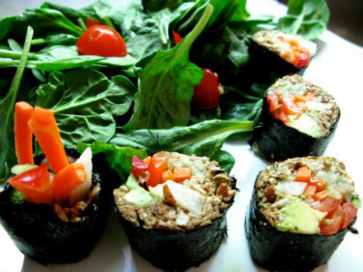 Najlepsze pomysły na dodatki do sushi