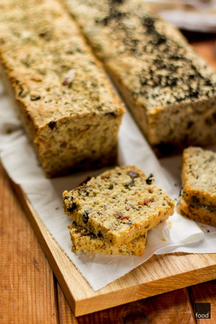 Ekspresowy chleb z mąki krupczatki