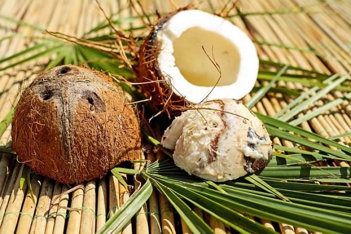Kilka słów o oleju kokosowym.