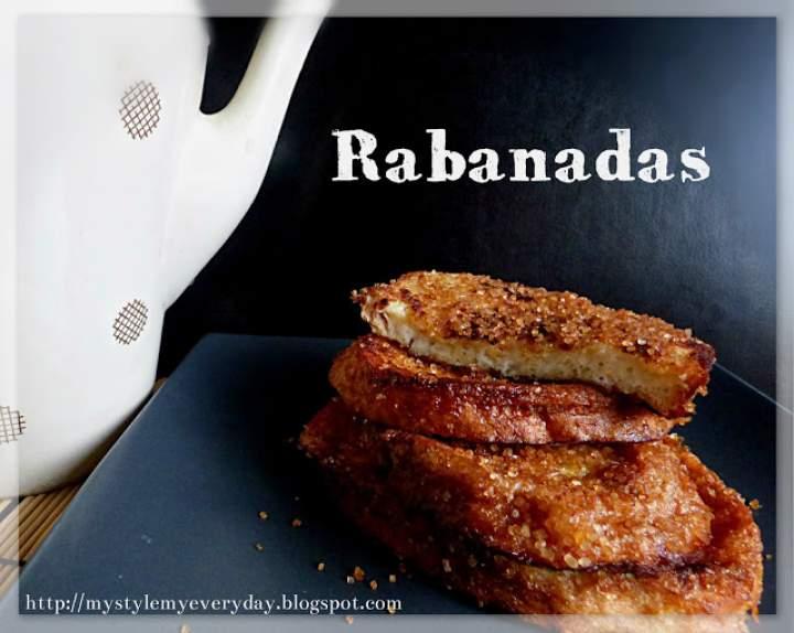 Rabanadas – nieco portugalskiej kuchni