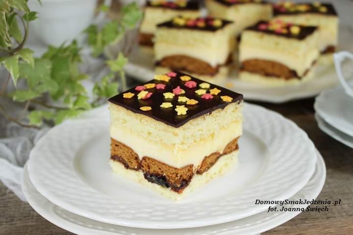 Katarzynka – ciasto z pierniczkami