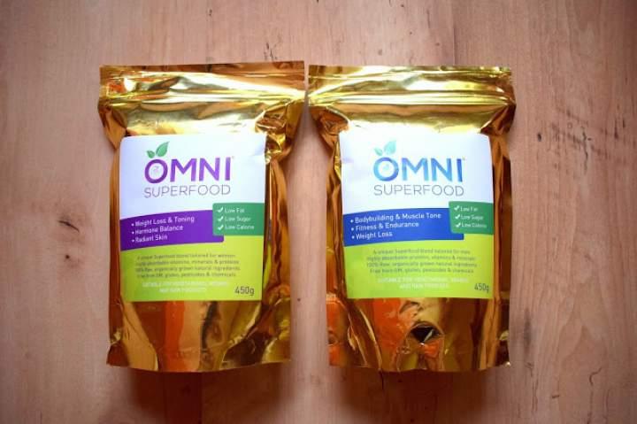 OMNI Superfoods – mieszanka do smoothie :)
