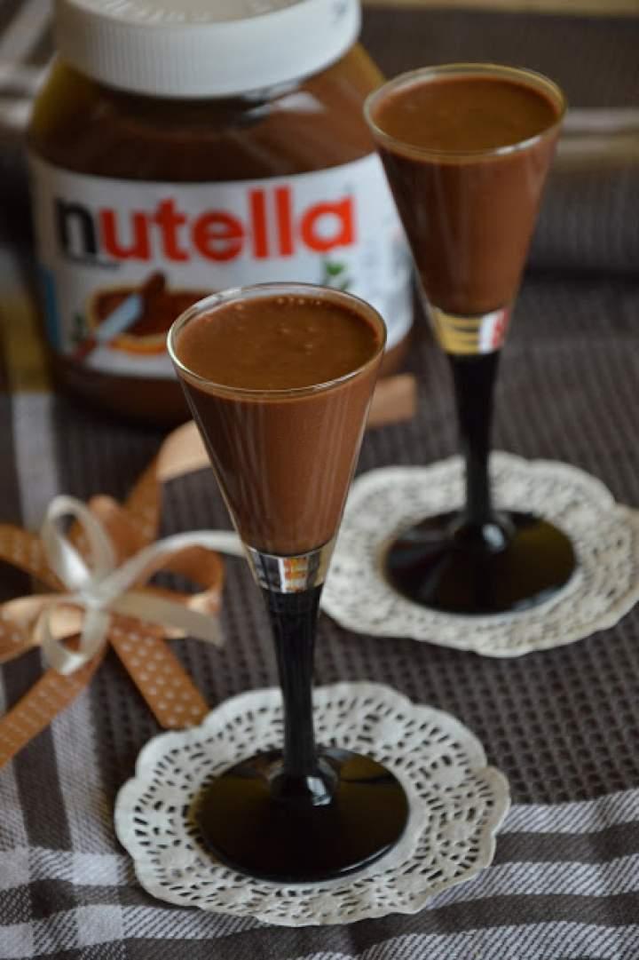 Ekspresowa nalewka czekoladowa