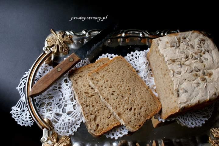 Chleb pszenno-żytni z mieszanki