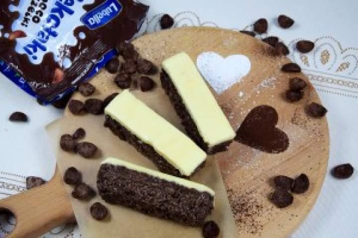 Lubellove batoniki czekoladowe