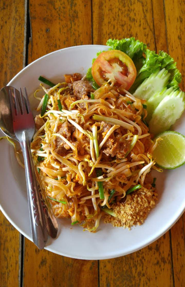 Tajlandia od kuchni