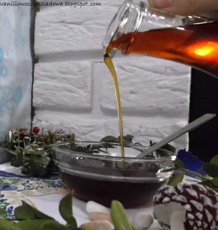 Domowy Golden syrup – czyli złocisty zamiennik miodu.