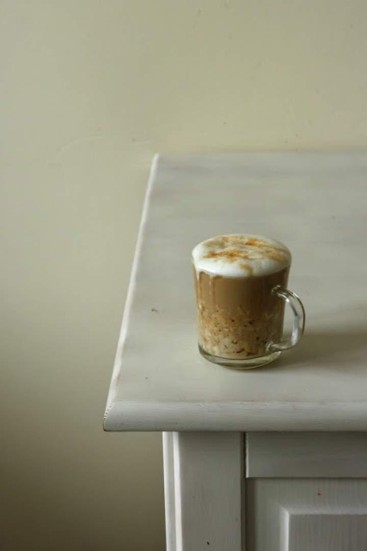 owsianka piernikowe latte