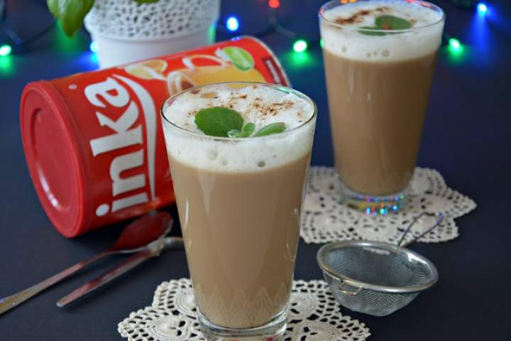 Kawa zbożowa orzeźwiająca – miętowa