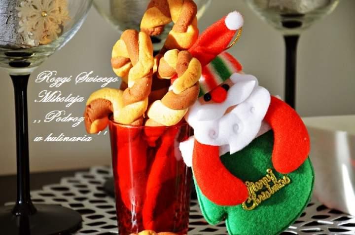 """,, laseczki Świętego Mikołaja"""""""